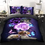 Brittany Spaniels Magical Bedding Set PAWL YUY BUBL