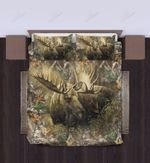 Moose Hunting Bedding Set PCCO YUY BUBL