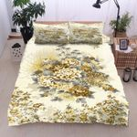 Yellow Flower Bedding Set PAZY YUY BUBL