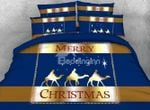 Merry Christmas Bedding Set PBPL YUY BUBL