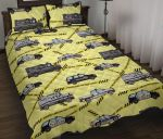 Police Car Bedding Set PBKW YUY BUBL