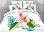 Exquisite Lily Bedding Set PAPH YUY BUBL