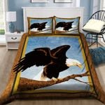 Eagle On Tree Bedding Set PCSA YUY BUBL