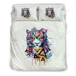 Abstract Lion Bedding Set PBLG YUY BUBL