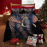 Ancient Elephant Bedding Set PCBR YUY BUBL
