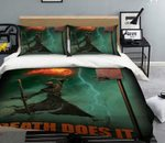 Death Does It Bedding Set PAPI YUY BUBL
