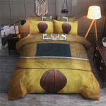 Brown Basketball Bedding Set PAAV YUY BUBL