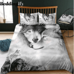 Wolves Family Bedding Set PAQA YUY BUBL