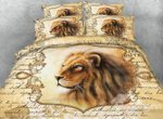 Lion And Letters Bedding Set PCXR YUY BUBL