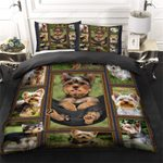 Yorkshire Cute Green Bedding Set PCSY YUY BUBL