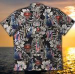 American Firefighter Hawaiian Shirt