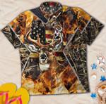 Amazing Deer Hunting Hawaiian Shirt