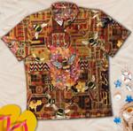 Vintage Bees Hawaiian Shirt