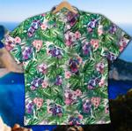American Pit Bull Terrier Hawaiian Shirt