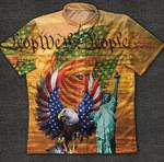 Bald Eagle America Hawaiian Shirt