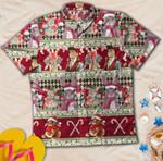 Amazing Rabbit Christmas Hawaiian Shirt