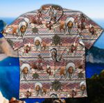 Amazing Native Dachshund Hawaiian Shirt