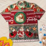 Santa Claus Christmas Hawaiian Shirt