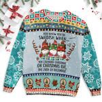 God Jul Christmas Ugly Sweater