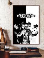 Unus Annus Memento Mori Vertical Poster