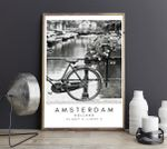 Amsterdam Holland Vertical Poster