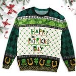 Happy ST Patrick's Day Ugly Sweater