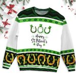 Happy St. Patrick's Day Ugly Sweater