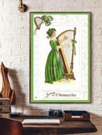 Souvenir Of Saint Patrick's Day Vertical Poster