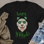 Dog Head Eyeglasses Saint Patrick's Day