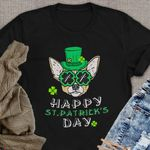 Happy Saint Patrick's Day Funny Black