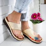 FULLINO™ Orthopedic Bunion Correction Sandals - Women Comfy Platform Sandal Shoes for Toe Correction