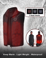 Intelli™ Unisex Warming Heated Vest, 2020 Design
