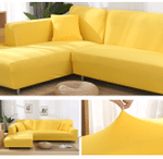 Premium Quality Stretchable Elastic Sofa Covers, Premium All-Season Sofa Slip Covers Pet-Friendly and Stain-Resistant