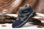Brand New Men boots Winter Keep Warm Plush Snow Boots Casual Men Winter Boots Work Shoes Men Footwear Fashion Ankle Boots 39-47