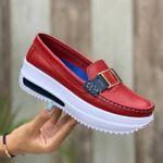 2021 Women Sandals Platform Comfortable Women's Sneakers Fashion Casual Little White Shoes Women Increase Vulcanize Shoes