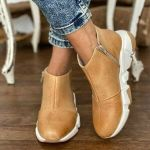 Women's Anti-slip Platform Ankle Boots