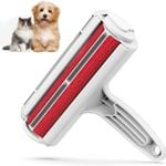 Pet Hair Remover Roller - Dog & Cat Fur Remover with Self-Cleaning Base - Efficient Animal Hair Removal Tool - Perfect for Furniture, Couch, Carpet, Car Seat