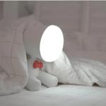 2021 Pup Led Night Lamp for Children 1200mAh Rechargable ELK Night Lights Adjust Brightness table lamp for Home in Bedroom