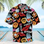 Amazing Hippie Hawaii Shirt