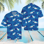 Amazing Shark Hawaii Shirt
