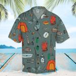 Amazing Camping Hawaii Shirt