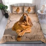 Bloodhound V2 Bedding Set Us Twin