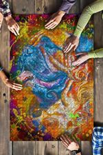 Bullmastiff Dog Colorful Jigsaw Puzzles 21 X 15 - 500 Pieces All Products