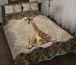 Giraffe - Vintage Mandala Qbs Twin