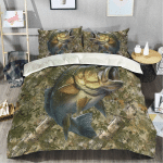 Beautiful Fishing Bedding Set