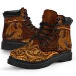 Dragon Leather All Season Boot
