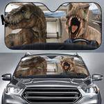 T-Rex Car Sunshade 57 X 27.5