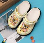 Honey Bee Croc Shoes