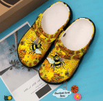 Honey Bee Customize Croc Shoes