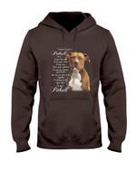 Pitbull Dog Together Hoodie